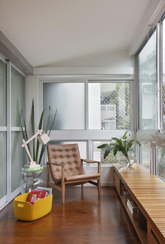 阳台柜横着打,能当地台坐着休闲,掀开盖子又能储物,我家也要打插图12