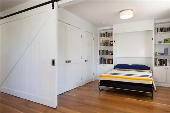 卧室的隔断怎么做才好看?插图10