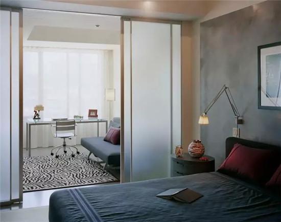卧室的隔断怎么做才好看?插图22