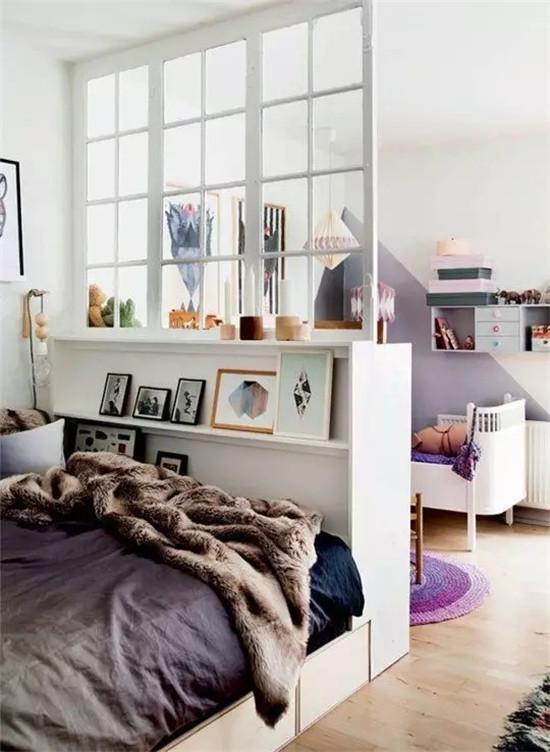卧室的隔断怎么做才好看?插图32