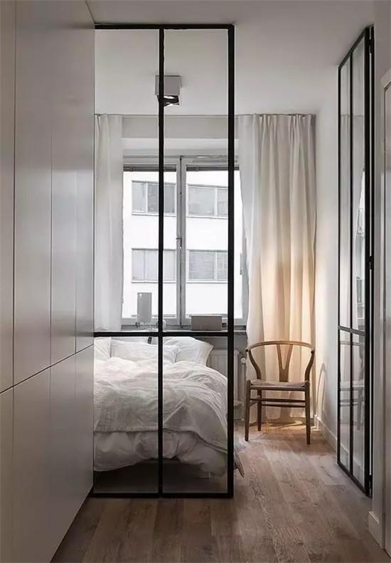 卧室的隔断怎么做才好看?插图8