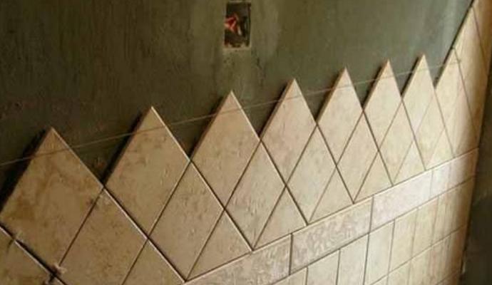 如何避免家中瓷砖空鼓、脱落,从瓷砖选择、泡水、以及铺贴辅料中分析插图