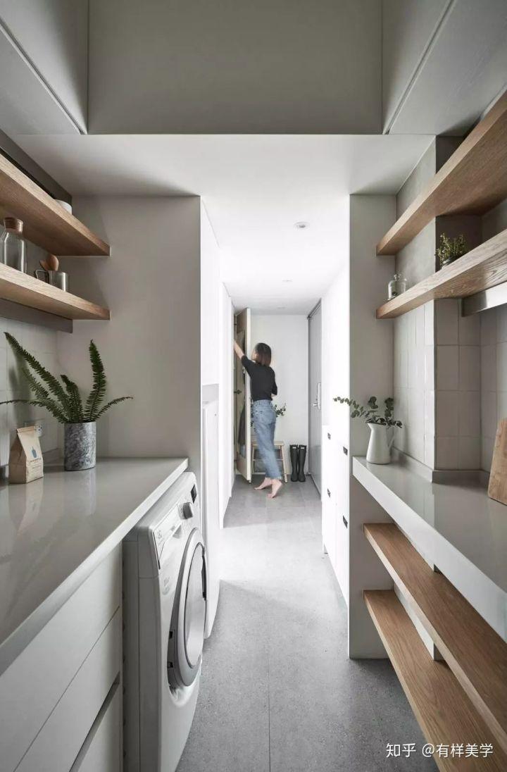 让人惊叹的收纳效果——三个小户型设计案例-丝买家·社区