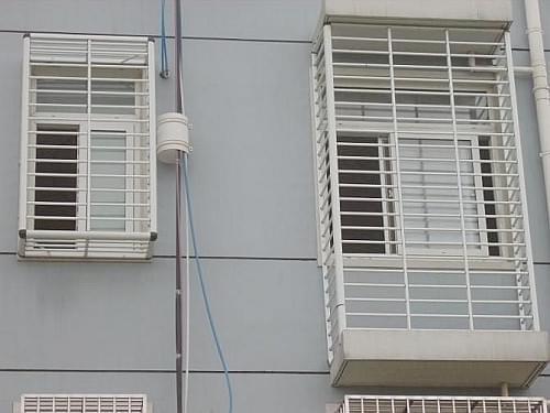 高层防盗窗 | 装饰与防盗相兼容的家居感-丝买家·社区